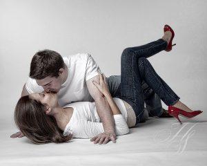 Heirloom Studio | Couple Portrait | engagement