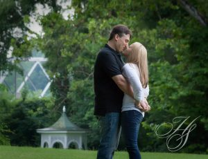 Heirloom Studio | Engagement portrait | on Location