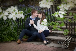 Heirloom Studio | Couple | long Wood Gardens