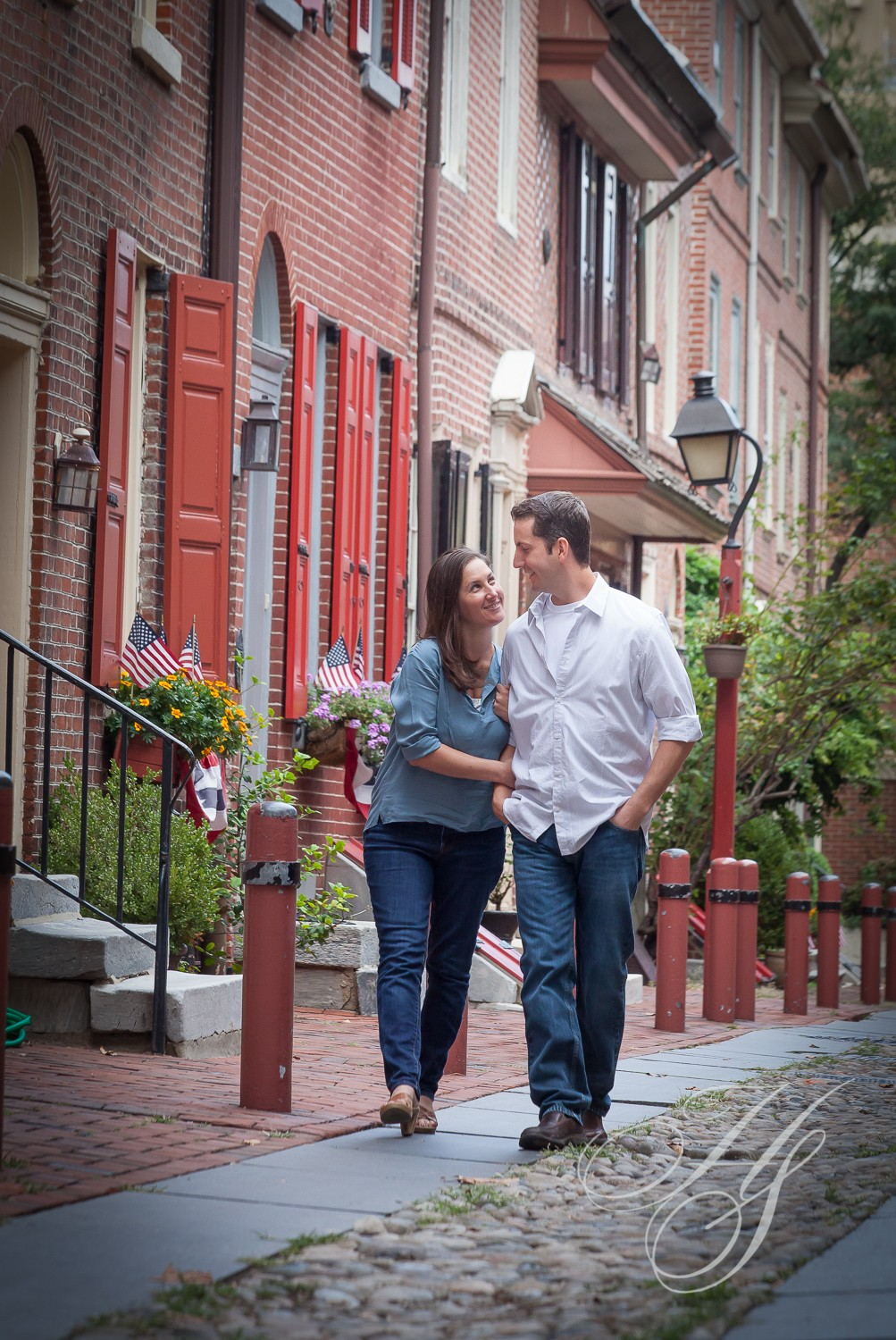 Heirloom Studio | Philadelphia | couple | casual
