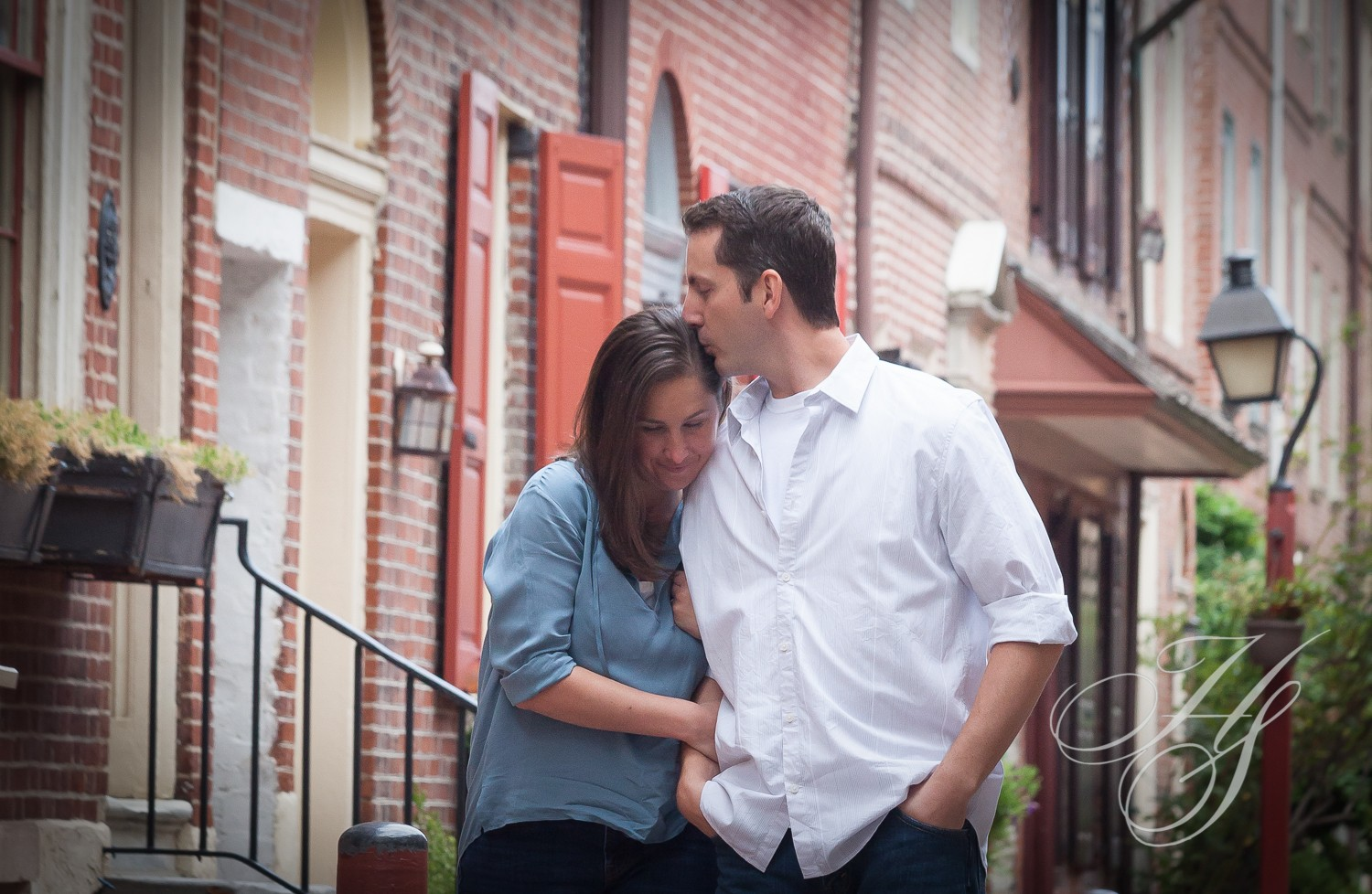 Heirloom Studio | engagement session | Phila