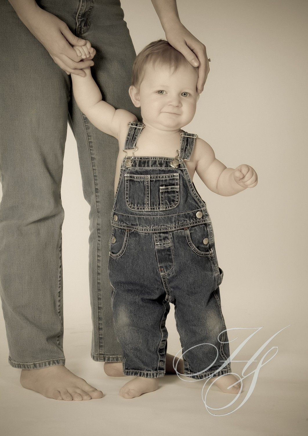 Heirloom Studio, In studio casual Portrait, Child